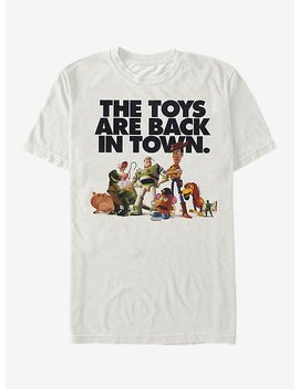 Disney Pixar Toy Story Toys Are Back In Town T Shirt by Hot Topic