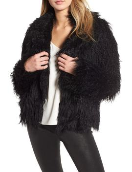 Faux Fur Jacket by Lamarque