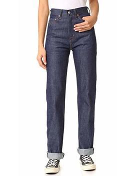 Levi's Women's Levi's Vintage Clothing 1950's 701 Jeans by Levi's