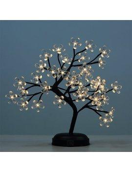 Lightshare Led 36 Light Crystal Flower Led Bonsai Tree & Reviews by Lightshare