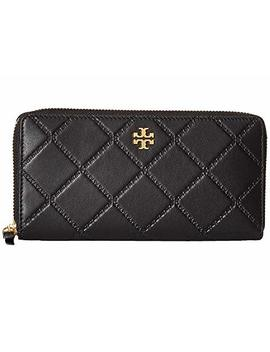 Georgia Zip Continental Wallet by Tory Burch