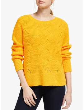 Boden Hadley Jumper, Happy by Boden