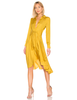 Tie Front Shirt Dress by 1. State