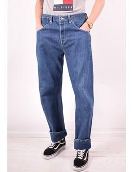 Levi's Mens Vintage Jeans W34 L32 Blue 90s by Levi's