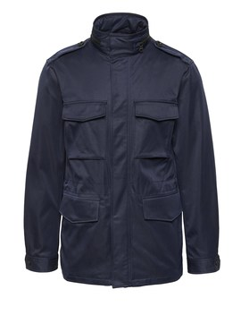 Water Resistant Field Jacket by Banana Repbulic