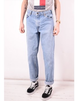 Levi's 550 Mens Vintage Jeans W34 L30 Blue 90s by Levi's
