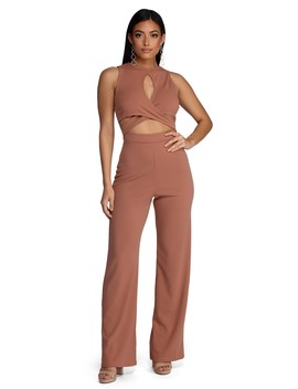 Just My Type Jumpsuit by Windsor