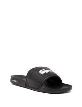 Fraisier 118 1 Us Slide Sandal by Lacoste