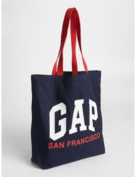 Logo City Tote by Gap
