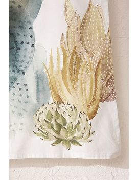"Wandbehang ""Cactus Landscape"" by Urban Outfitters"