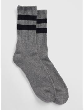 Stripe Tube Socks by Gap