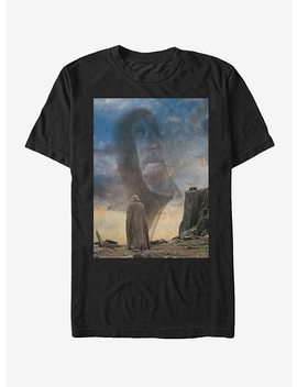 Star Wars Hooded Luke Landscape T Shirt by Hot Topic