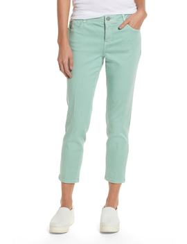 Ab Solution Ankle Skimmer Jeans (Regular & Petite) (Nordstrom Exclusive) by Wit & Wisdom