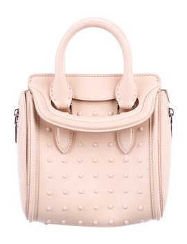 Small Heroine Bag by Alexander Mc Queen