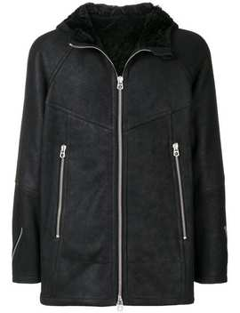 Shearling Lined Jacket by Drome