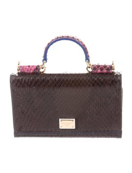 Python Wallet On Chain by Dolce & Gabbana