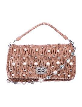 2017 Embellished Shoulder Bag W/ Tags by Miu Miu