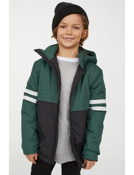 Padded Windbreaker by H&M