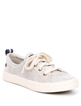 Crest Vibe Confetti Sneakers by Sperry