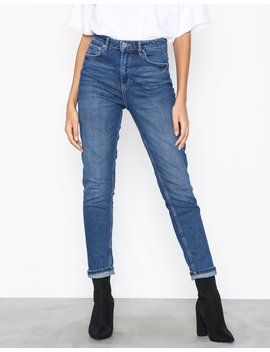 Leah Slim Mom Jeans by Gina Tricot