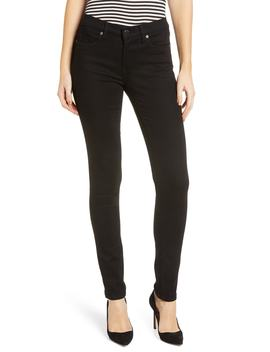 The Great Jones High Waist Skinny Jeans by Blanknyc