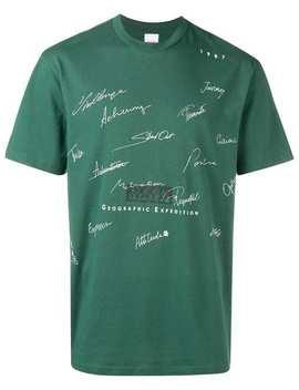 X Napapijri 's P Lata Ss' T Shirt by Napa Silver