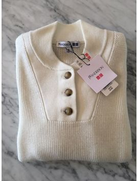 Gorgeous Brand New Jw Anderson X Uniqlo Military Sweater Jumper Top Xs S Small by J.W.Anderson