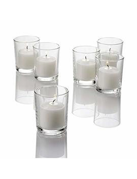 Set Of 144 Richland Votive Candles And 144 Eastland Votive Holders by Richland