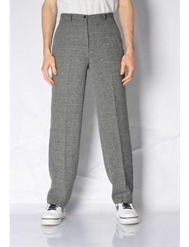Vintage 90s Unisex Grey Pants by Kaleidoo