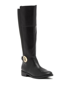 Idreena Stretch Tall Boot by Tommy Hilfiger