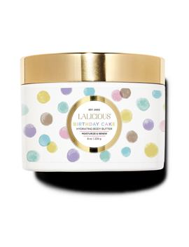 Birthday Cake Hydrating Body Butter by Lalicious