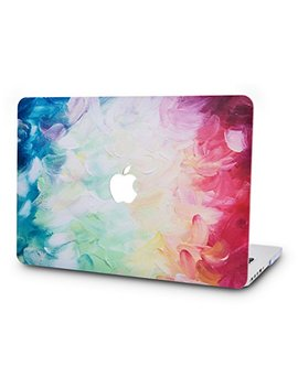 """Kec Laptop Case For New Mac Book Air 13"""" Retina (2018, Touch Id) Plastic Case Hard Shell Cover A1932 (Fantasy) by Kec"""