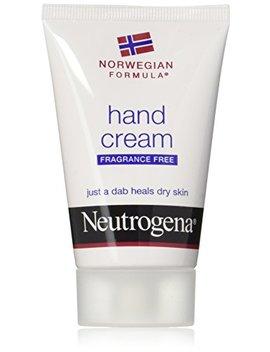 Neutrogena Norwegian Formula Hand Cream, Fragrance Free (2 Ounce) by Neutrogena