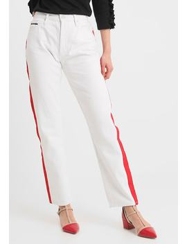 Straight Taped   Straight Leg Jeans by Calvin Klein Jeans