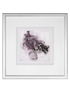 Amethyst Reticulate 1   Limited Edition by Z Gallerie