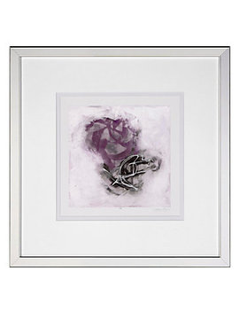 Amethyst Reticulate 2   Limited Edition by Z Gallerie