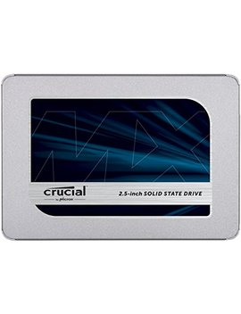 Crucial Mx500 Ct2000 Mx500 Ssd1 Z 2 Tb Internes Ssd (3 D Nand, Sata, 2,5 Zoll) by Amazon