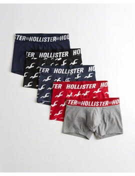 Classic Trunk 5 Pack by Hollister