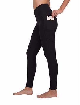 90 Degree By Reflex High Waist Soft Compression Yoga Leggings With Phone Pockets by 90 Degree+By+Reflex