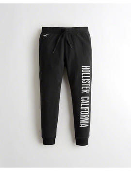 Fleece Jogger Pants by Hollister