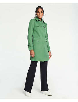 Mac Trench Coat by Ann Taylor
