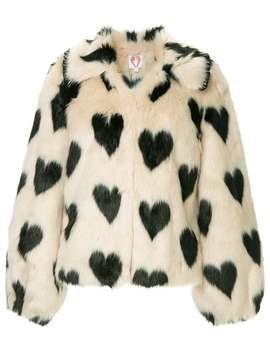 Cullen Heart Jacket by Shrimps
