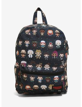 Stranger Things Characters Mini Backpack by Hot Topic