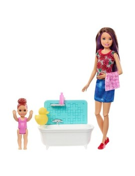 Barbie Skipper Babysitters Inc. Doll & Playset   Blond by Barbie
