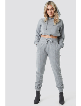 Basic Panel Sweatpants by Na Kd Basic