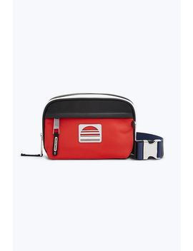 Colorblock Sport Belt Bag by Marc Jacobs