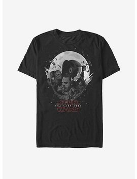Star Wars Planet Logo T Shirt by Hot Topic