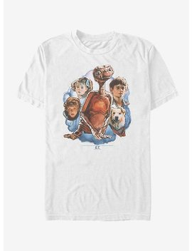E.T. Grow Up Together T Shirt by Hot Topic