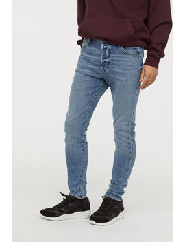 Skinny Carrot Jeans by H&M