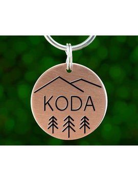 Personalized Dog Tag For Dog   Cascadia by Etsy